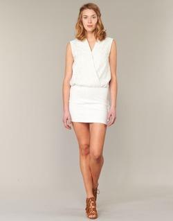 Textil Mulher Vestidos curtos Le Temps des Cerises SHERY Branco