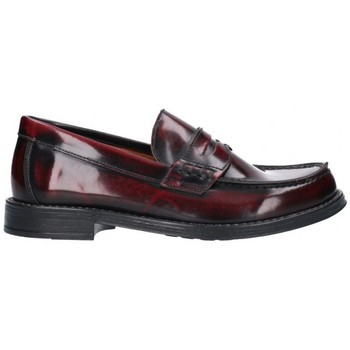 Sapatos Rapaz Mocassins Yowas 60             florentic Niño Burdeos rouge