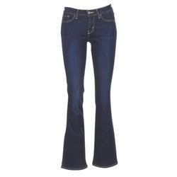 Textil Mulher Calças de ganga bootcut Levi's 715 BOOTCUT Azul