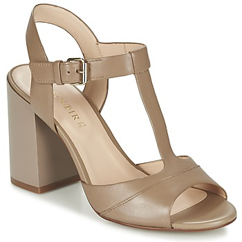 Sapatos Mulher Sandálias Café Noir GIMOTTI Toupeira
