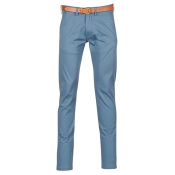 Textil Homem Chinos Selected HYARD Azul