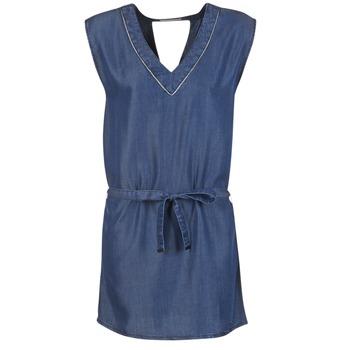 Textil Mulher Vestidos curtos Les P'tites Bombes GUELOFI Azul