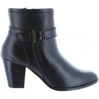 Sapatos Mulher Botins Cumbia 30328 Negro