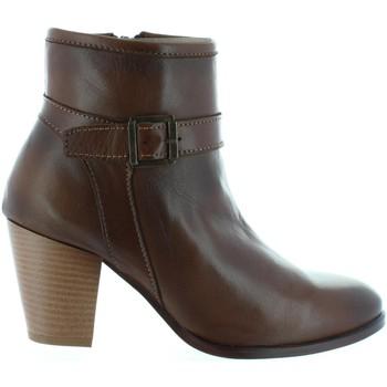 Sapatos Mulher Botins Cumbia 30328 Marrón