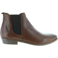 Sapatos Mulher Botins Cumbia 30315 Marrón