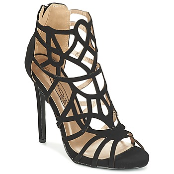 Sapatos Mulher Sandálias Spot on LAFOUILLE Preto