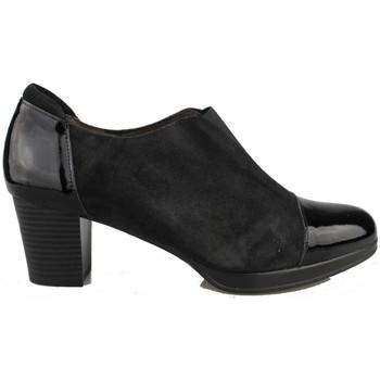 Sapatos Mulher Botins Kroc CHAROL NUBUCK NEGRO