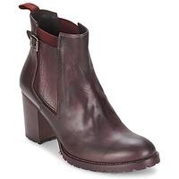 Sapatos Mulher Botins Liebeskind NAPOLI Vermelho / Preto
