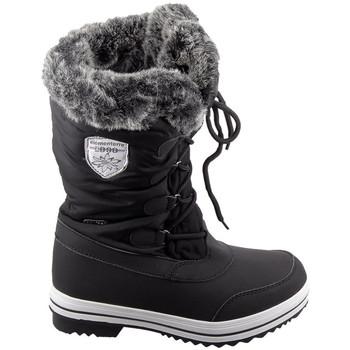 Sapatos Mulher Botas Elementerre Pooley Noir Preto
