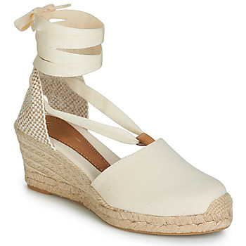 Sapatos Mulher Sandálias Betty London GRANDA Bege
