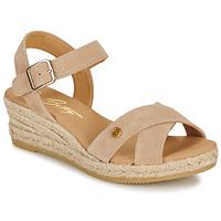 Sapatos Mulher Sandálias Betty London GIORGIA Toupeira