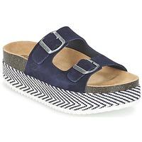 Sapatos Mulher Chinelos Betty London GRANJY Marinho