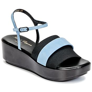 Sapatos Mulher Sandálias Robert Clergerie PODDY Preto / Azul
