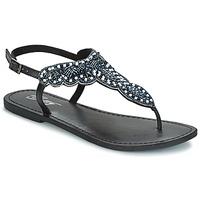 Sapatos Mulher Sandálias Betty London GRESA Preto