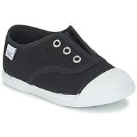 Sapatos Criança Sapatilhas Citrouille et Compagnie RIVIALELLE Preto