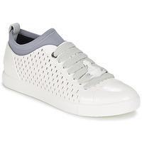 Sapatos Homem Sapatilhas Vivienne Westwood ORB ENAMELLED SNKER Branco