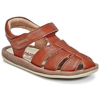 Sapatos Criança Sandálias Camper BICHIO KIDS Castanho