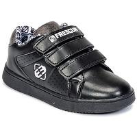 Sapatos Criança Sapatilhas Freegun FG ULSPORT Preto / Branco