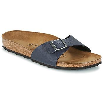 Sapatos Mulher Chinelos Birkenstock MADRID Marinho