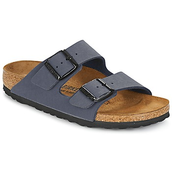 Sapatos Rapaz Chinelos Birkenstock ARIZONA Marinho