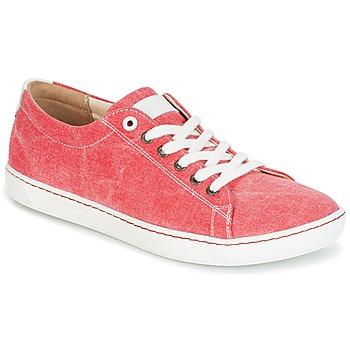 Sapatos Mulher Sapatilhas Birkenstock ARRAN LADIES Vermelho
