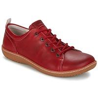 Sapatos Mulher Sapatos Birkenstock ISLAY Vermelho