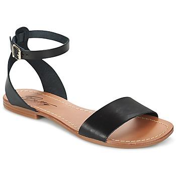 Sapatos Mulher Sandálias Betty London GIMY Preto
