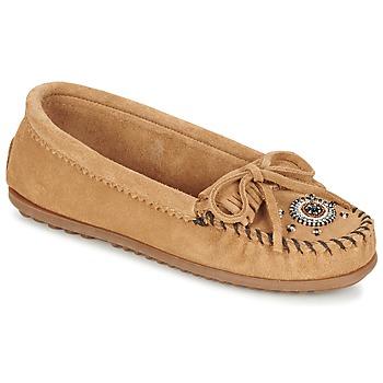 Sapatos Mulher Mocassins Minnetonka ME TO WE MOC Toupeira