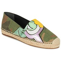 Sapatos Mulher Alpargatas Marc Jacobs SIENNA Cáqui