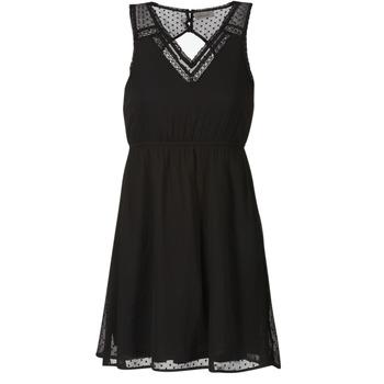 Textil Mulher Vestidos curtos Vero Moda BIANCA Preto