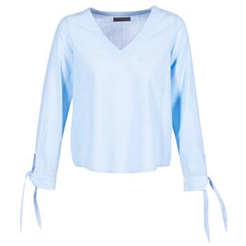 Textil Mulher Tops / Blusas Vero Moda ELVA Azul