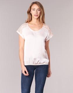 Textil Mulher Tops / Blusas Vero Moda SATINI Rosa