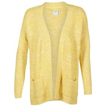 Textil Mulher Casacos de malha Vero Moda GERDA Amarelo