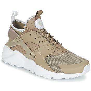 Sapatos Homem Sapatilhas Nike AIR HUARACHE RUN ULTRA Cáqui