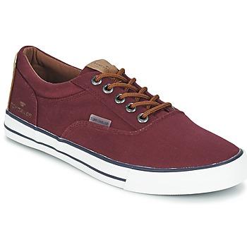 Sapatos Homem Sapatilhas Tom Tailor EXIBOU Bordô