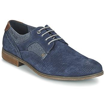 Sapatos Homem Sapatos Tom Tailor RAULNATE Azul
