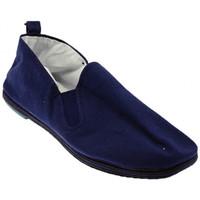 Sapatos Homem Mocassins De Fonseca  Azul
