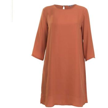 Textil Mulher Vestidos curtos Kocca Vestido VALRIK Laranja