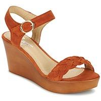 Sapatos Mulher Sandálias Betty London GIMI Ferrugem