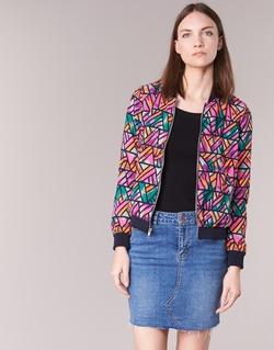 Textil Mulher Casacos/Blazers Noisy May JUNGLE Multicolor