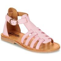 Sapatos Rapariga Sandálias Citrouille et Compagnie JASMA Rosa