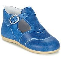 Sapatos Rapaz Sandálias Citrouille et Compagnie GODOLO Azul