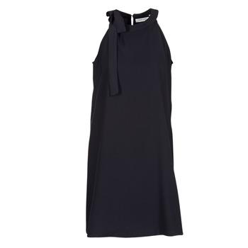 Textil Mulher Vestidos curtos Naf Naf LOISEL Preto