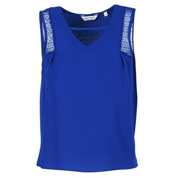 Textil Mulher Tops sem mangas Naf Naf OPIPA Azul