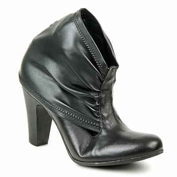 Sapatos Mulher Botins Fru.it CAJAMAR Preto
