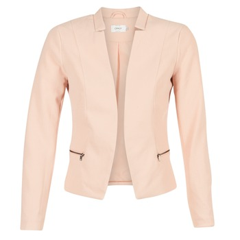 Textil Mulher Casacos/Blazers Only MADELINE Rosa