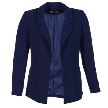 Textil Mulher Casacos/Blazers Only DUBLIN Marinho