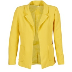 Textil Mulher Casacos/Blazers Only DUBLIN Amarelo