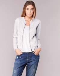 Textil Mulher Casacos/Blazers Only JOYCE BOMBER Cinza