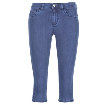Textil Mulher Calças curtas Only RAIN KNICKERS Azul